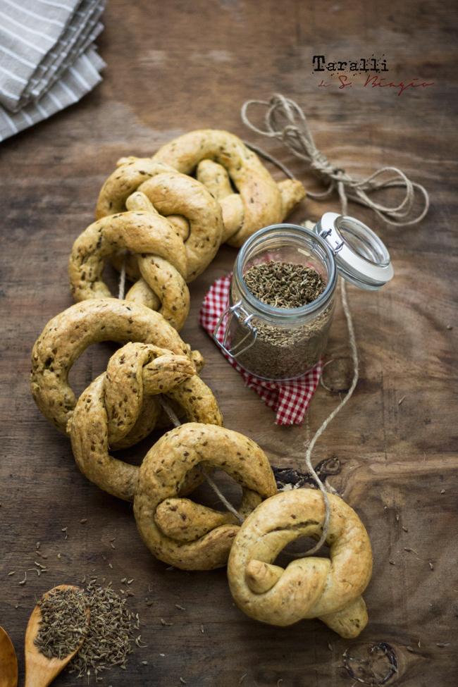 Taralli all'anice di San Biagio per Taste Abruzzo