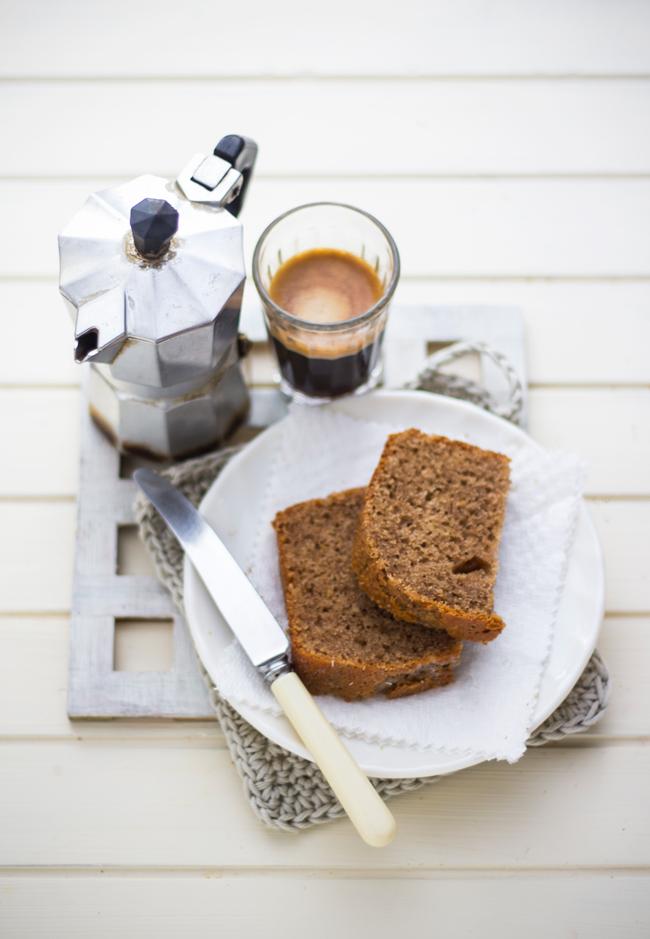 Il caffè 'sbagliato' nel cake 'giusto'