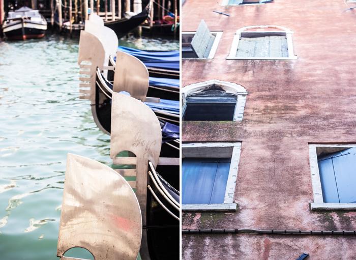 io, la cucina gourmet e Venezia