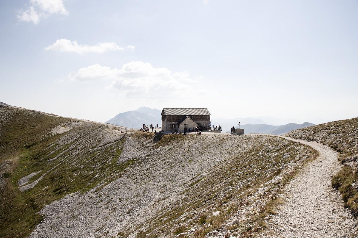 rifugio Duca degli Abruzzi
