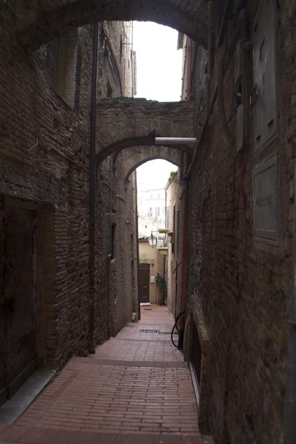 Vicolo di Piazza del Malvò - Lanciano (Ch)