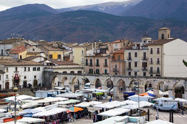 """""""Ars Eros e Cibus"""" e Taste Abruzzo a Sulmona"""