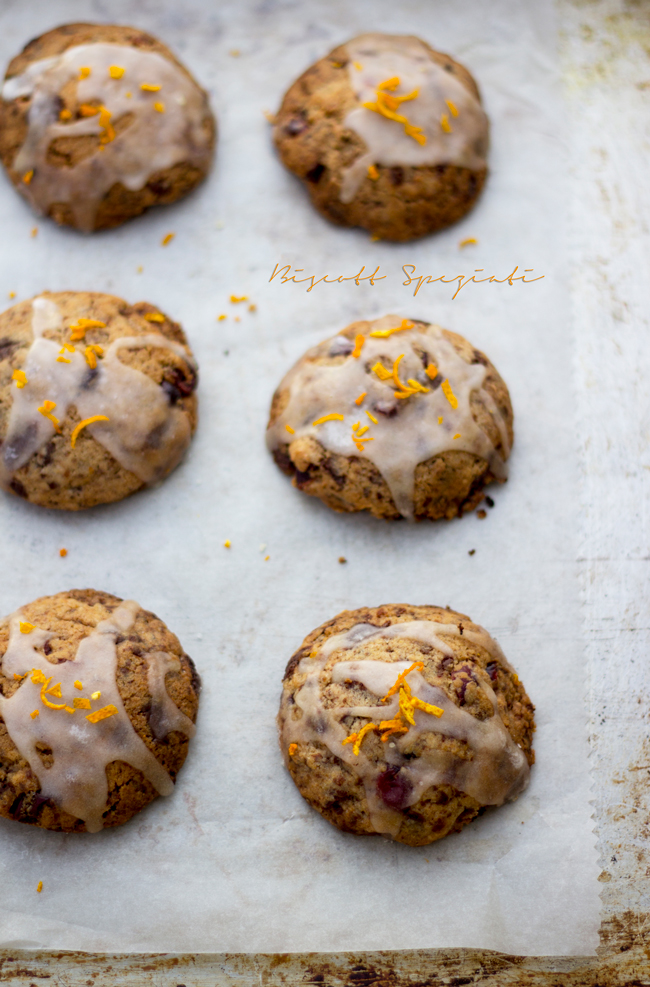 Biscotti speziati di Ottolenghi