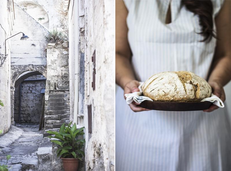 Pane di campagna con fiocchi di quinoa integrale