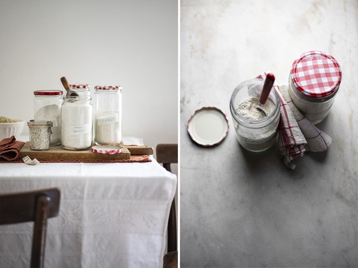 farine homemade